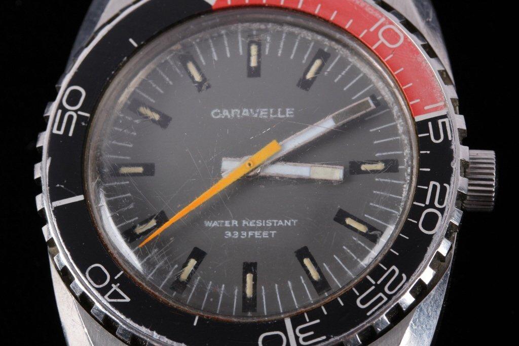 Bulova Caravelle 333 Feet Divers Watch - 4