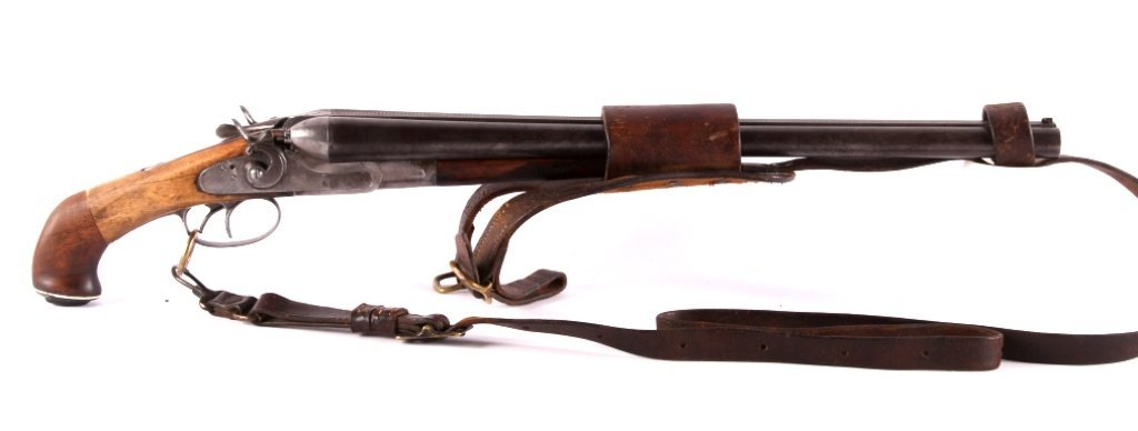 American Gun Co  Double Barrel Stagecoach Shotgun