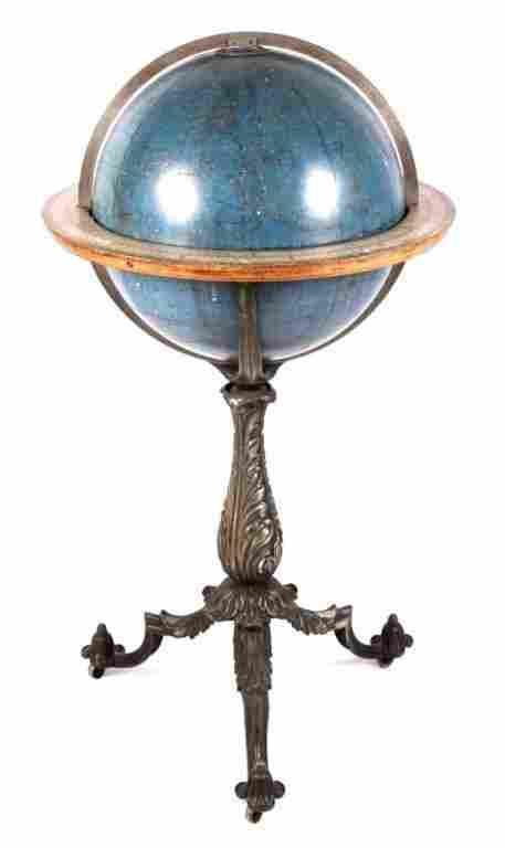 W. & A.K. Johnston 1879 Celestial Globe 1879-1890