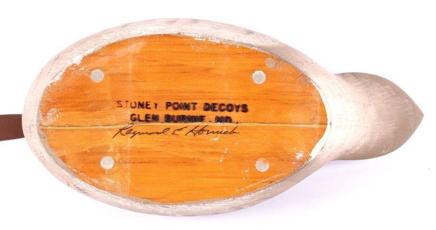 Hen Mallard Decoy by Stoney Point Decoys Hornick - 4