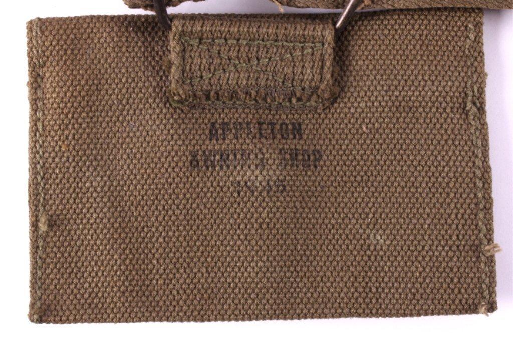 WWII M1 Garand Ammunition Belt - 5