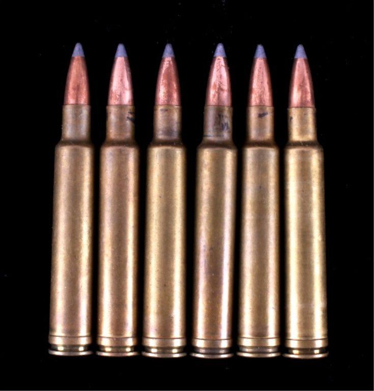 100 Rounds .300 Weatherby Magnum Ammunition - 3