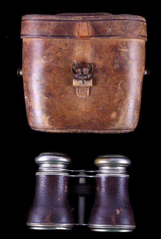 Le Jockey Club Paris Binoculars 19th Century