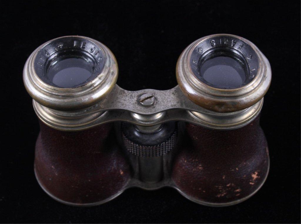 Le Jockey Club Paris Binoculars 19th Century - 3
