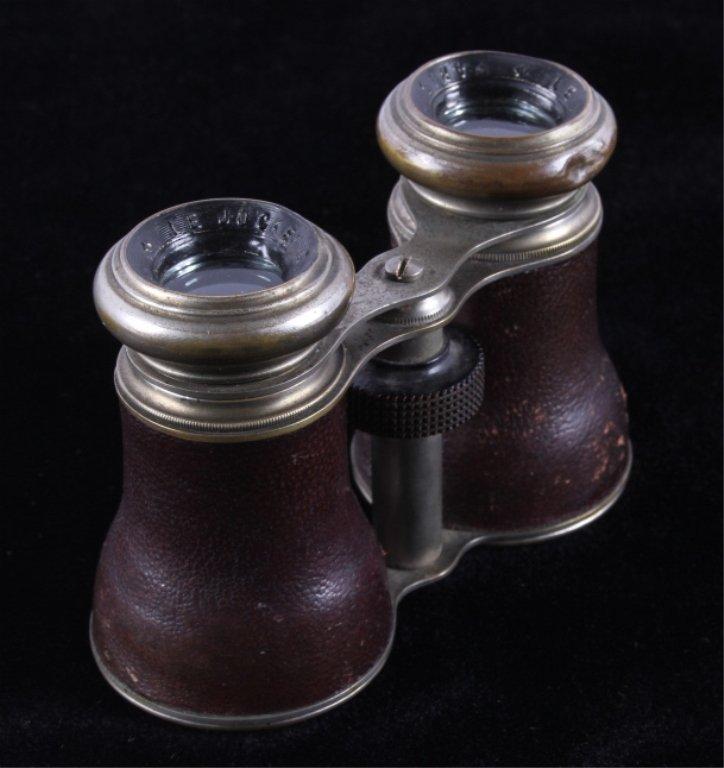 Le Jockey Club Paris Binoculars 19th Century - 6