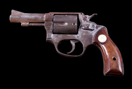 Amadeo Rossi 38 Special Revolver