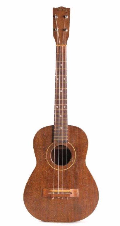 Antique Granada Parlor Guitar