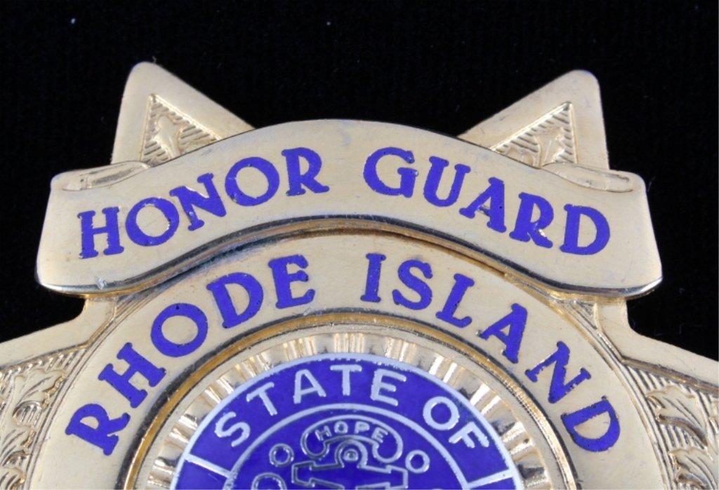 Rhode Island Sheriff's Department Honor Guard - 2