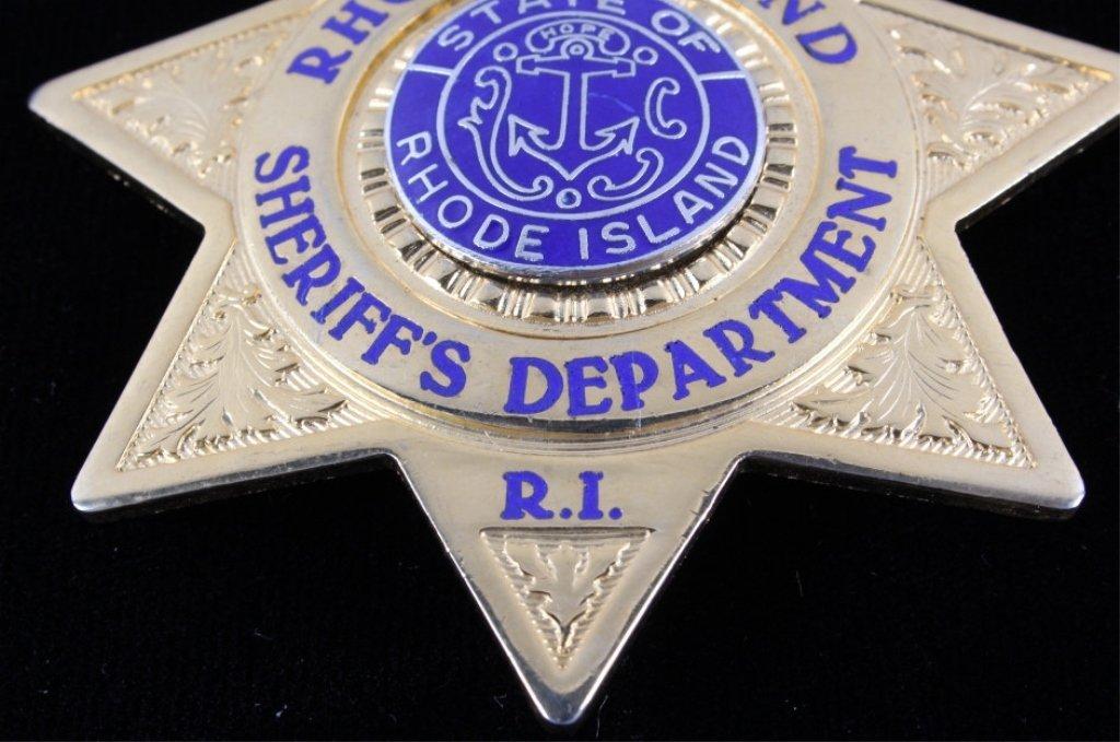 Rhode Island Sheriff's Department Honor Guard - 4