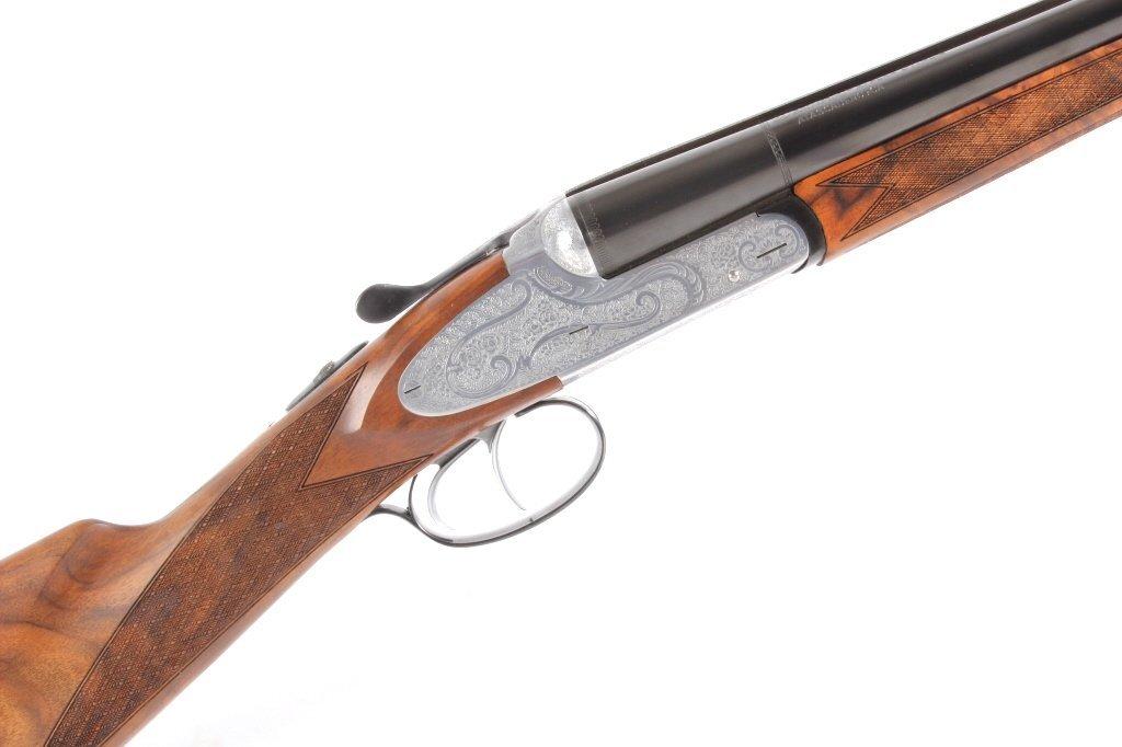 Weatherby Athena D'Italia SxS 28 GA Shotgun Deluxe