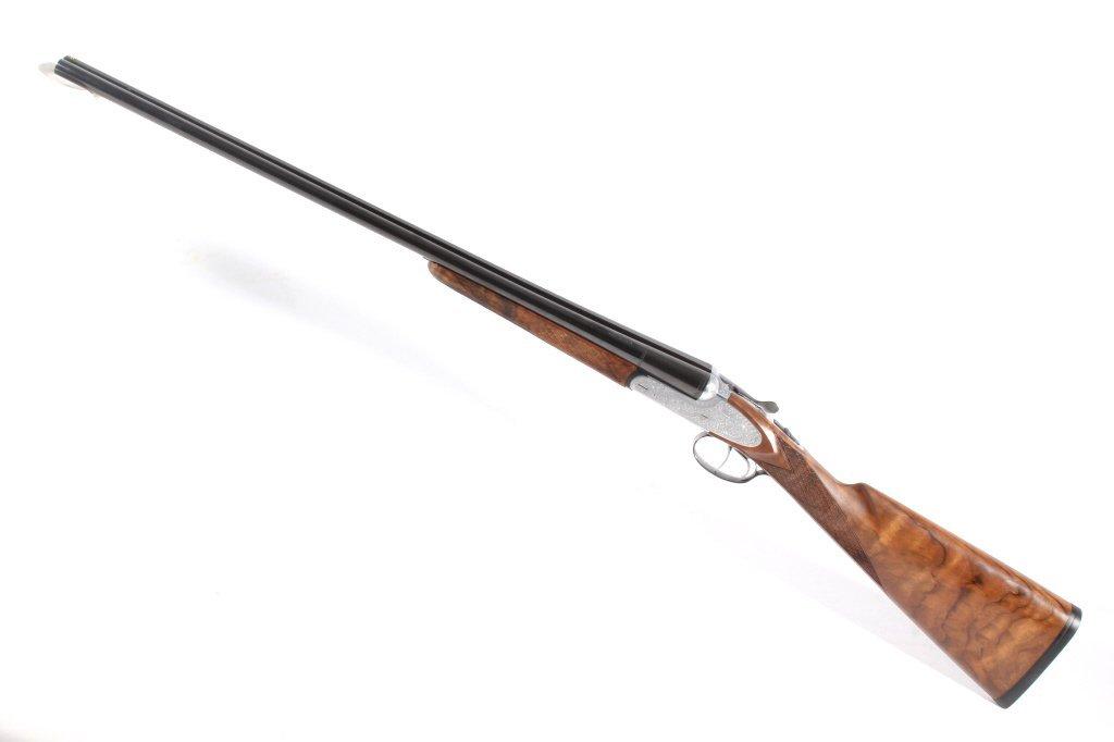 Weatherby Athena D'Italia SxS 28 GA Shotgun Deluxe - 5