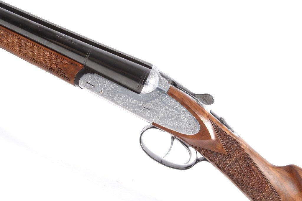 Weatherby Athena D'Italia SxS 28 GA Shotgun Deluxe - 6