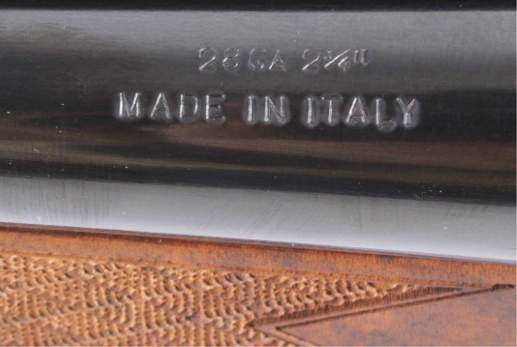 Weatherby Athena D'Italia SxS 28 GA Shotgun Deluxe - 8