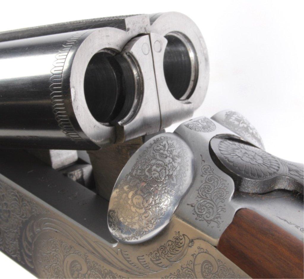 Weatherby Athena D'Italia SxS 28 GA Shotgun Deluxe - 9