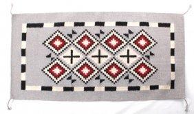 Navajo Indian Wool Rug