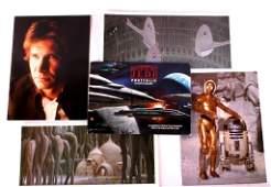 Star War Portfolio Art Collection
