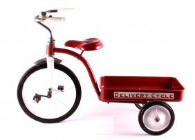 Garton Delivery Cycle Child's Tricycle