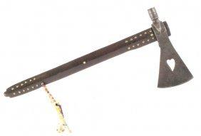 Blackfeet Pipe Tomahawk Circa 19th Century