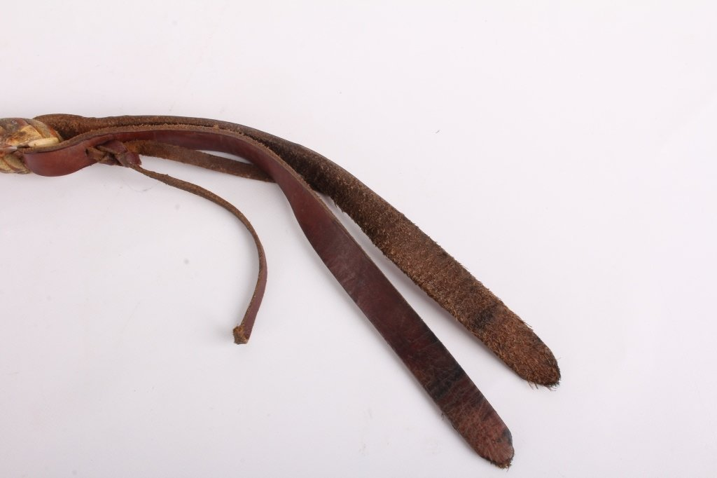 High Quality Leather Riding Quirts - 10