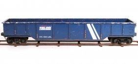 """Montana Rail Link Gondola Box Car 7.5"""" Gauge"""
