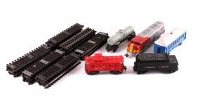 Lionel Train And Track Collection