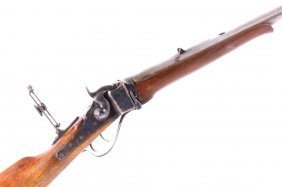 Shiloh Sharps 45-120 Model 1874 Rifle Farmingdale