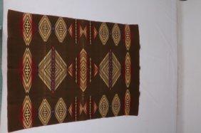 Early Pendleton Wool Indian Trade Blanket