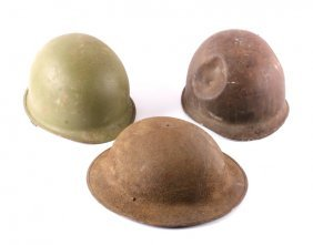 U.s. Military Helmet Collection