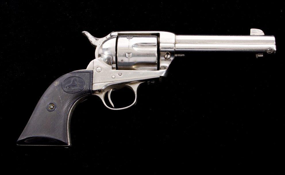 Colt Single Action Army Revolver 32 Revolver 1907
