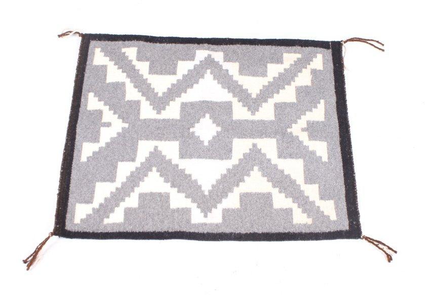 Navajo Native American Storm Pattern Rug