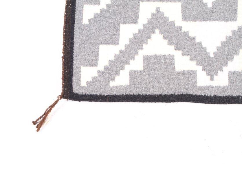 Navajo Native American Storm Pattern Rug - 3