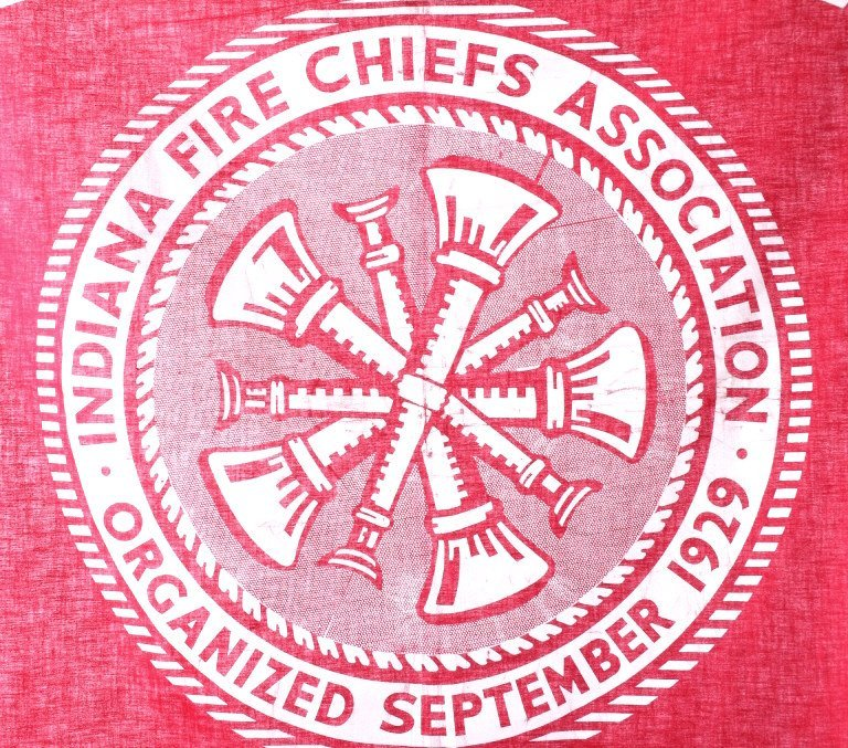 Indiana Fire Chiefs Association Banner - 2