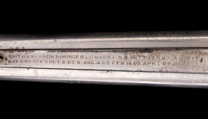 Smith & Wesson Lemon Squeezer .38 Revolver Nickel - 3