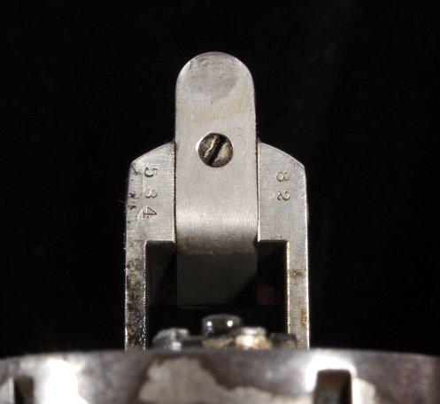 Smith & Wesson Lemon Squeezer .38 Revolver Nickel - 8
