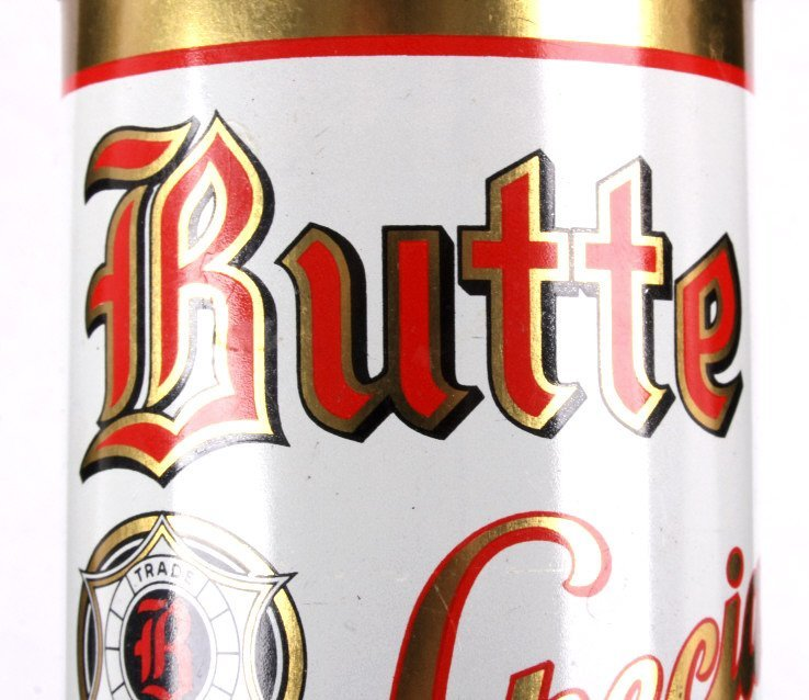 Butte Special Beer Cone Top Can with Cap - 2