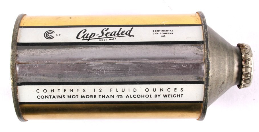 Butte Special Beer Cone Top Can with Cap - 6