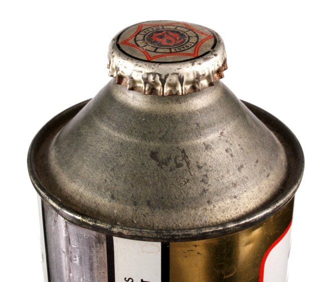 Butte Special Beer Cone Top Can with Cap - 7