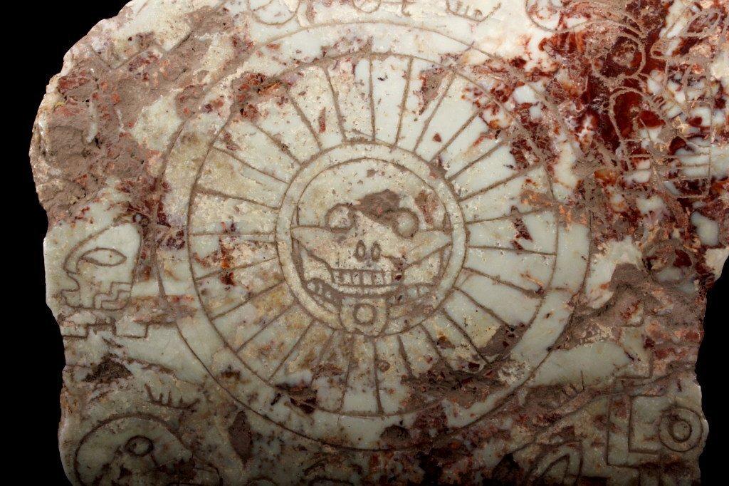 Pre-Columbian Central American Jadeite Plaque - 5