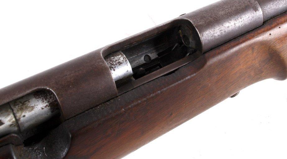 Wards Western Field Model 41 .22 Rifle c.1950's - 6