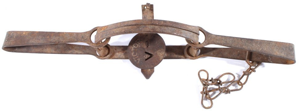 Collection Of Victor And Triumph Traps - 6