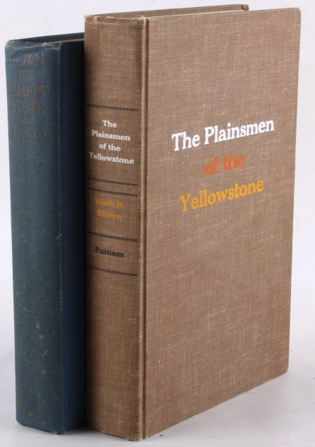 Collection Of Novels On Yellowstone