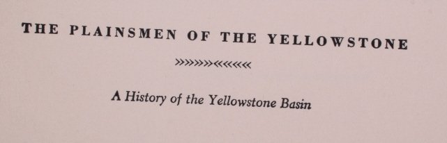 Collection Of Novels On Yellowstone - 4