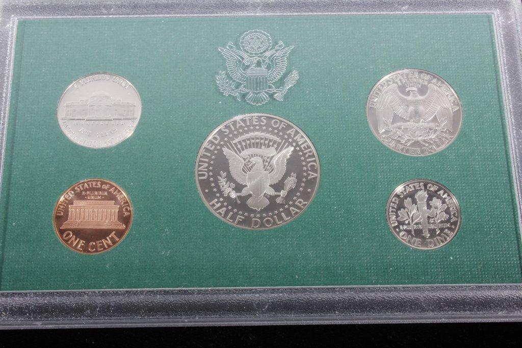 1994-1998 US Mint Proof Sets (5 Sets) - 5
