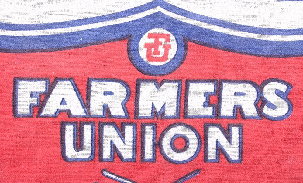 Farmers Union Potato Sack Butte Montana - 5