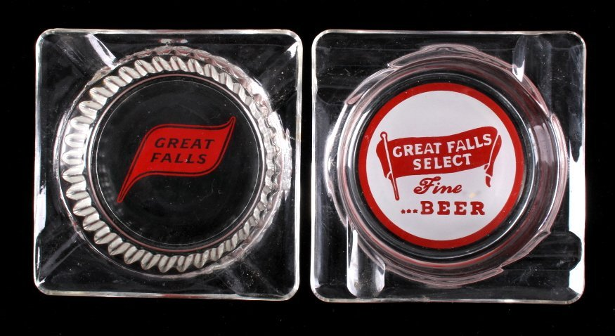 Montana Beer Advertising Ashtray Collection - 2