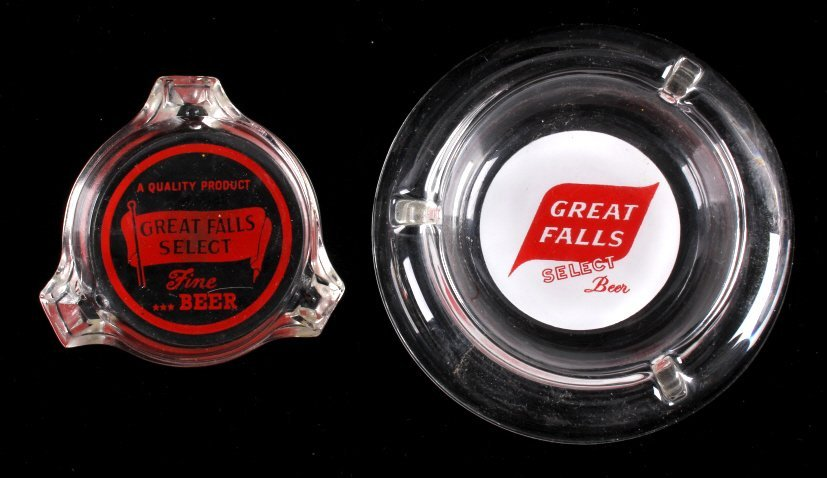 Montana Beer Advertising Ashtray Collection - 4