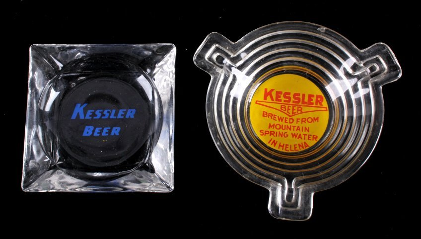 Montana Beer Advertising Ashtray Collection - 6