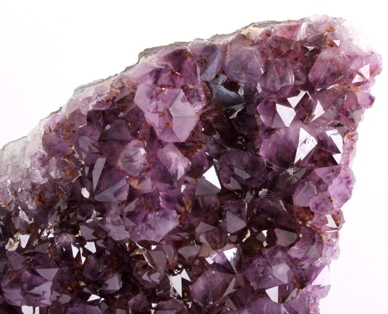 Large Amethyst Crystal Geode Formation - 2