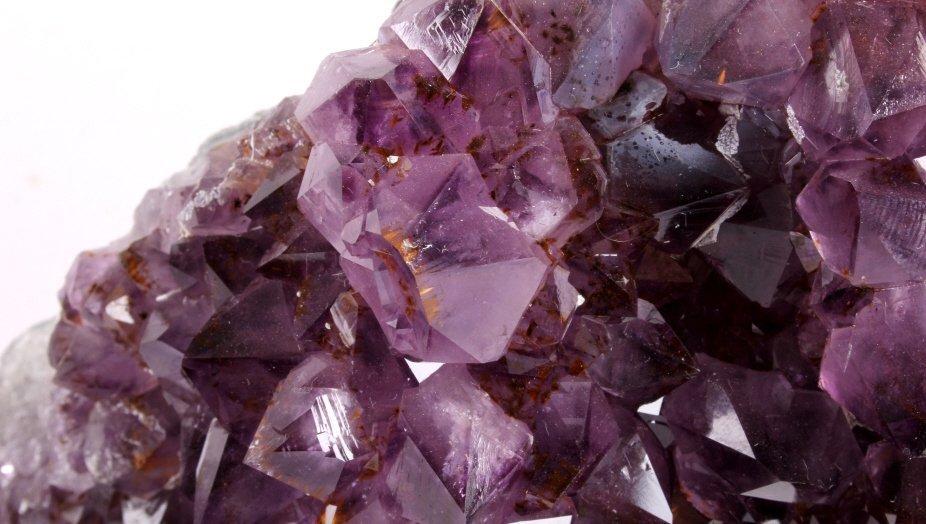 Large Amethyst Crystal Geode Formation - 6