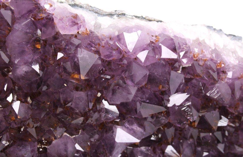 Large Amethyst Crystal Geode Formation - 7
